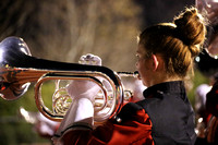 Kings Marching Band, Friday night Playoffs 11/7/2014